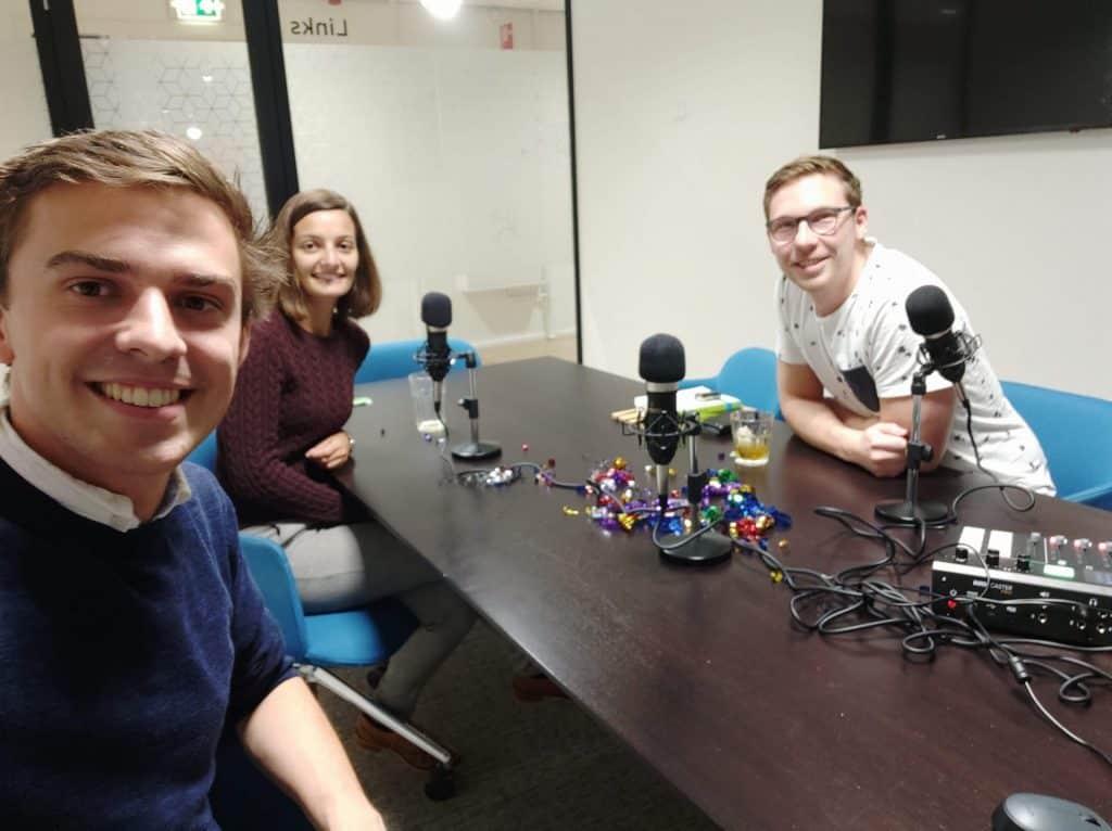 Maarten en Vanessa podcast Ontketen jezelf