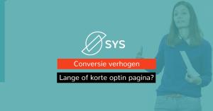 SYS-conversie-lang-kort-optin
