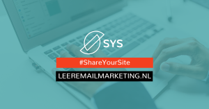 ShareYourSite - LeerEmailMarketing.nl
