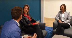 header financien ondernemer samen met Femke Hogema